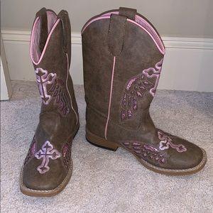 Blazin Roxx Shoes - Blazin' Roxx Girl's Boot